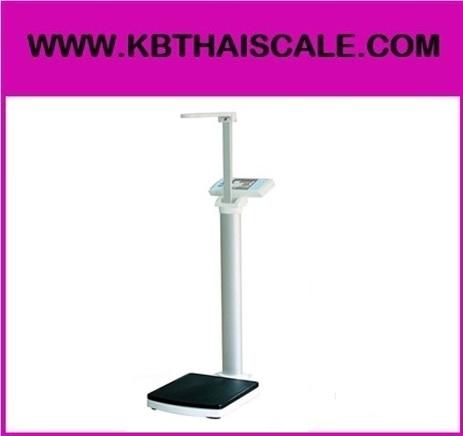 ตาชั่งน้ำหนักคน เครื่องชั่งน้ำหนักบุคคล เครื่องชั่งดิจิตอลพร้อมชุดวัดส่วนสูงพร้อม BMI คำนวณค่าดัชนีมวลกาย พิกัดกำลัง250kg ละเอียด100g วัดส่วนสูงได้110-200cm NAGATA BW-2200P