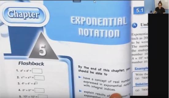 เรียนคณิตศาสตร์EPออนไลน์ ม.1(ครูอุ๋งอิ๋ง) ครั้งที่ 5 เรื่อง สัญกรณ์วิทยาศาสตร์ ตอนที่ 1/1
