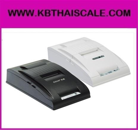 เครื่องพิมพ์ใบเสร็จ 58MM thermal Printer ,Receipt printer GS-58ZL Support Driver ESPON,SAMSUNG