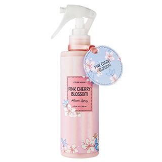 [Preorder] Etude Pink Cherry Blossom All Over Spray 200ml สเปรย์น้ำหอม อเนกประสงค์ [Preorder]