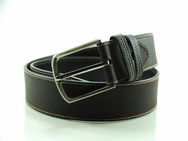 Leather for Men เข็มขัดหนังแท้แบบสุภาพ