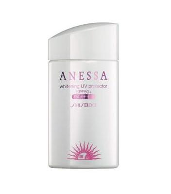 Shiseido ครีมกันแดด Anessa Whitening UV Protector SPF50 PA+++.
