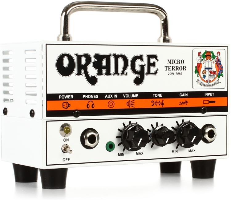 Orange Micro Terror Head 20W