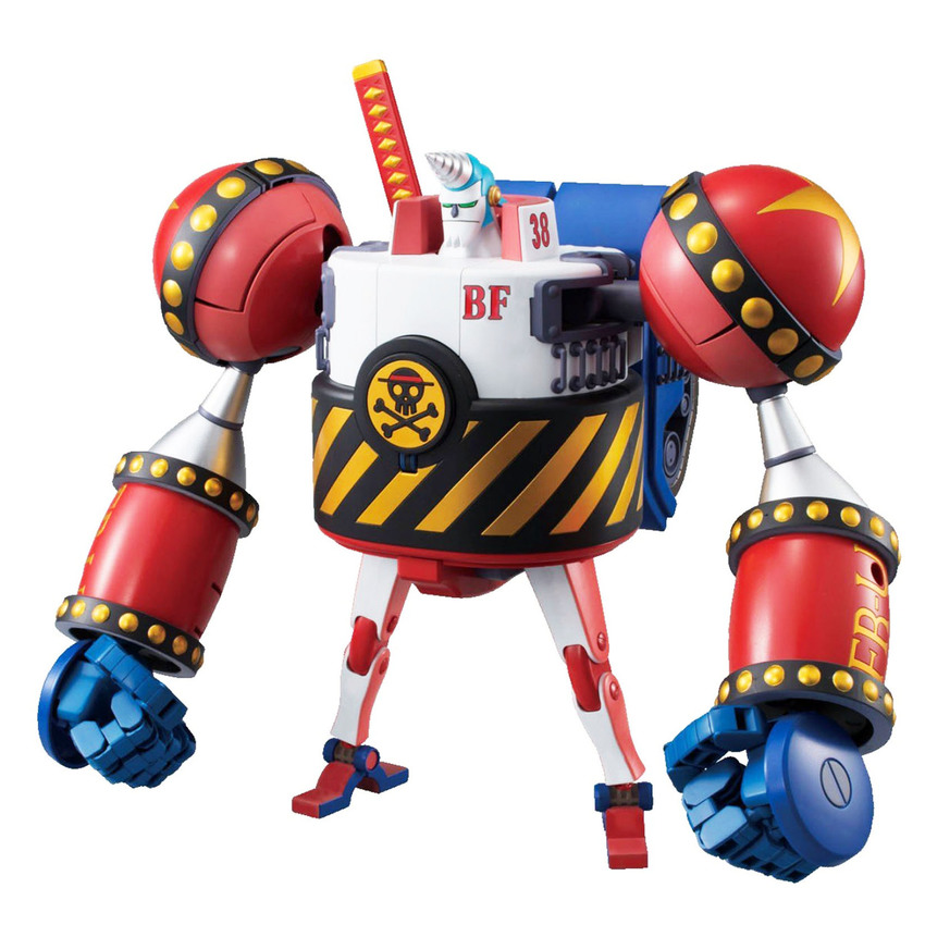 Bandai Iron Pirates BF38 General Franky (One Piece)