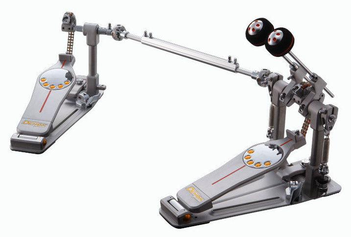 Pearl P3002C Demon Chain Drive Double Bass Drum Pedal