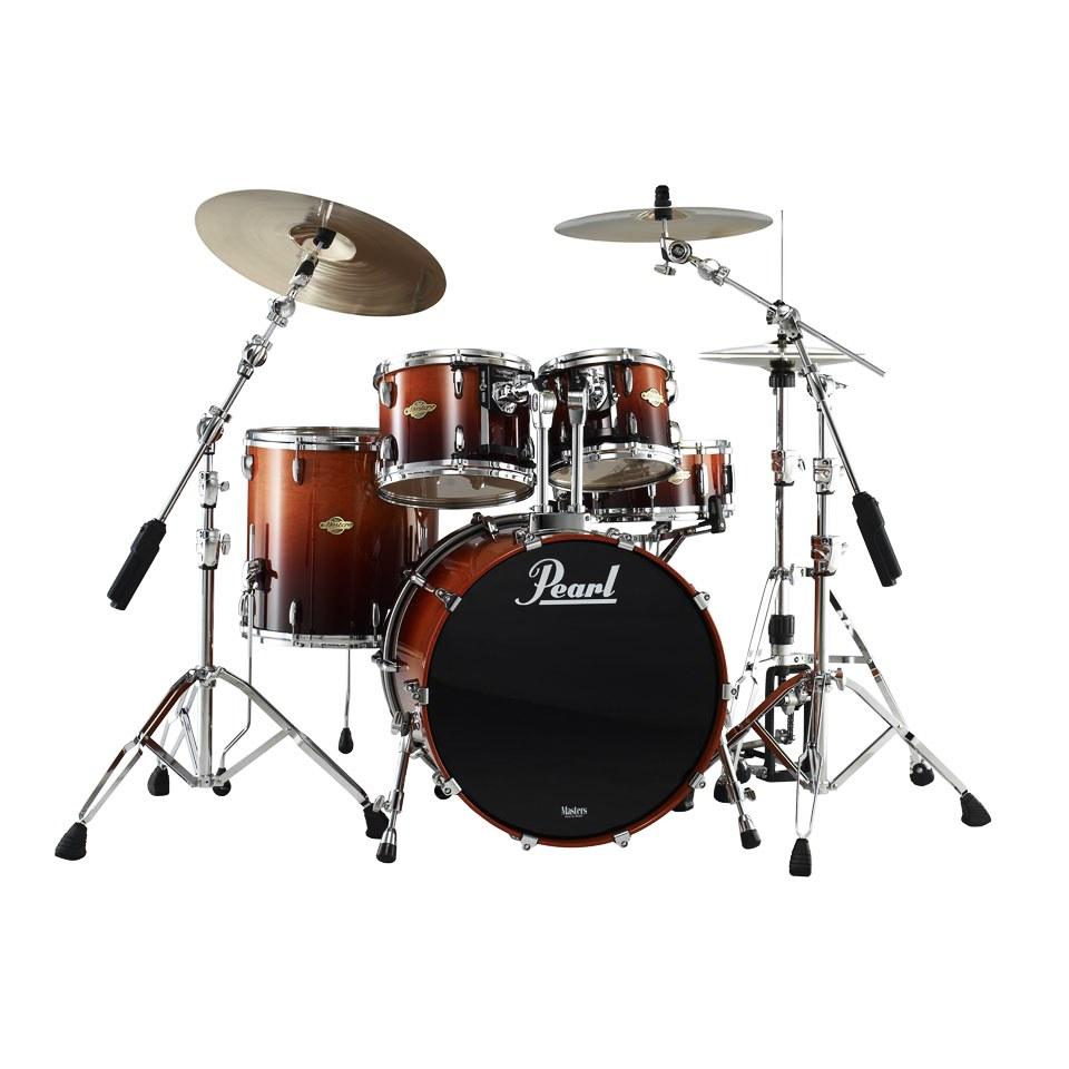 Pearl MCX Series Drum Set 5 Pcs w/Stand