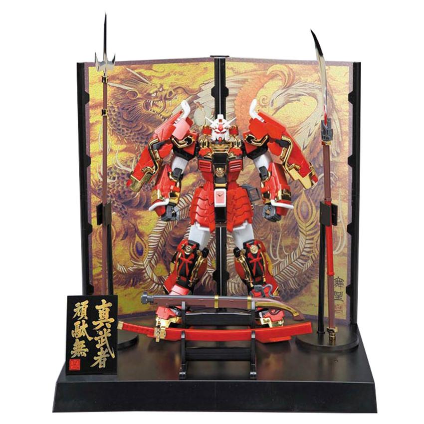 Bandai MG Shin Musha Gundam Sengoku No Jin 1/100