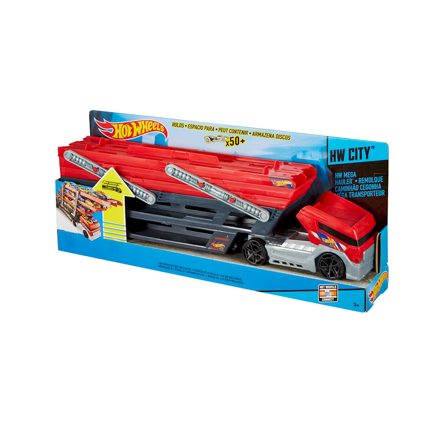 Hotwheel Turbo Hauler Vehicle