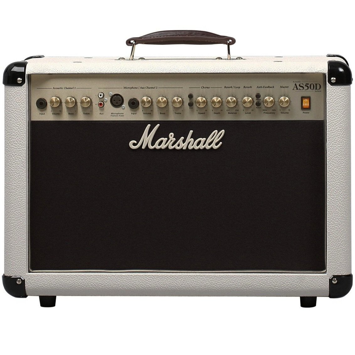 Marshall AS50D Cream ( Limited Edition )