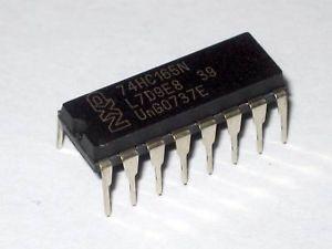 IC 74HC165 DIP