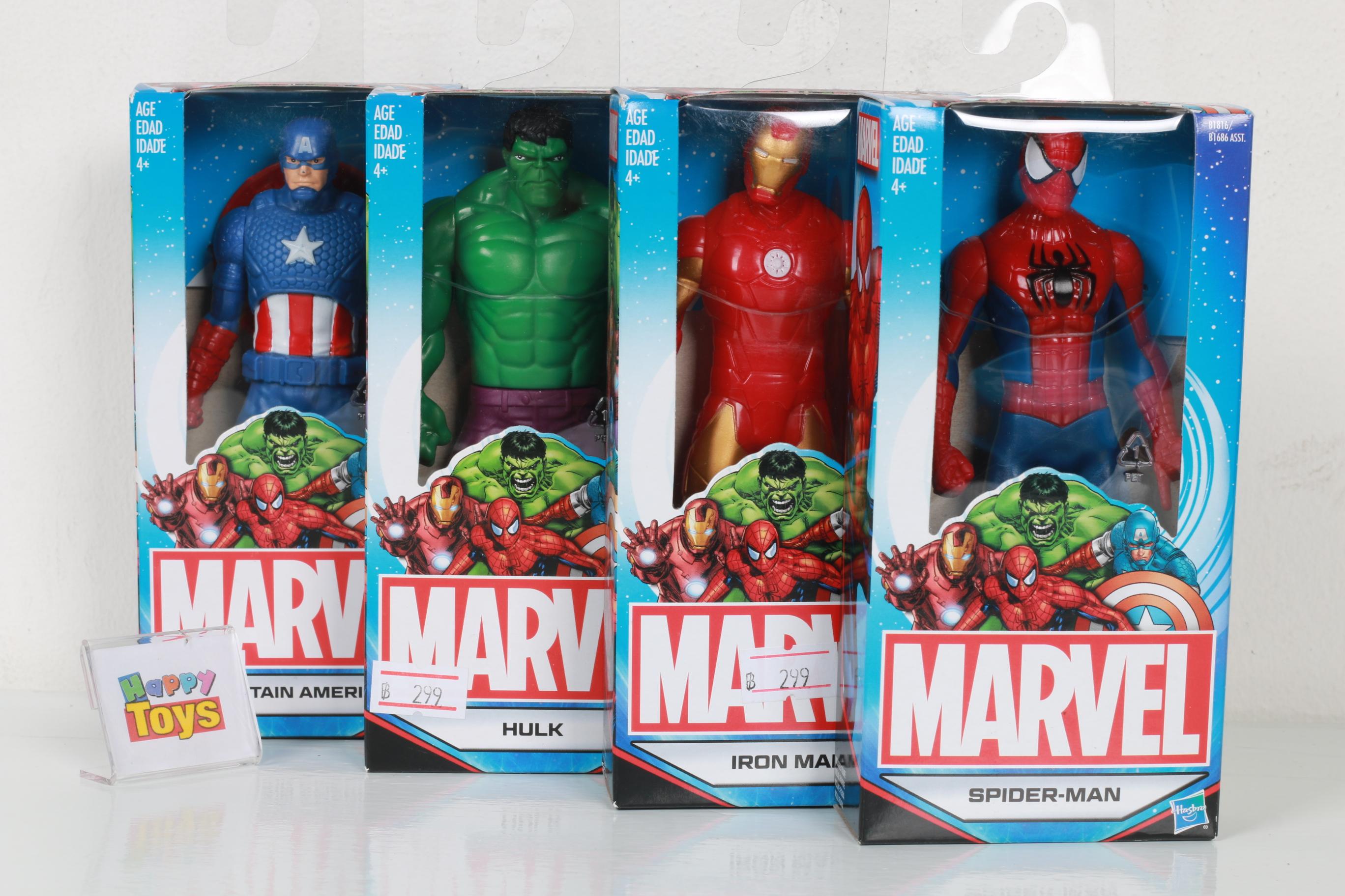 โมเดลฮีโร่ Marvel ลิขสิทธิ์แท้จาก Hasbro