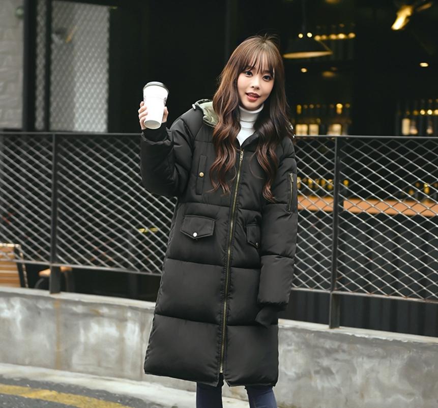 เสื้อกันหนาว Korean feather cotton
