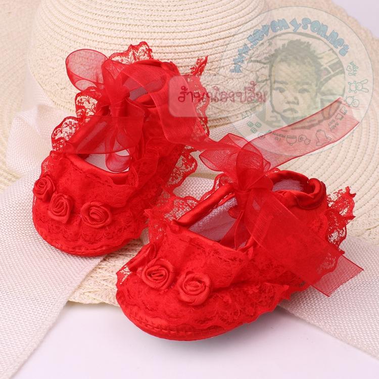 รองเท้าเด็กมีกันลื่นไซส์ 11 ซม. S05