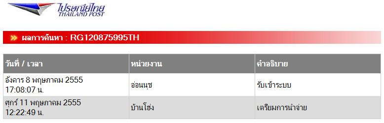 Thailand Post