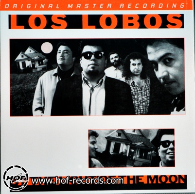 Los Lobos - By The Light Of The Moon 2lp ( NEW )