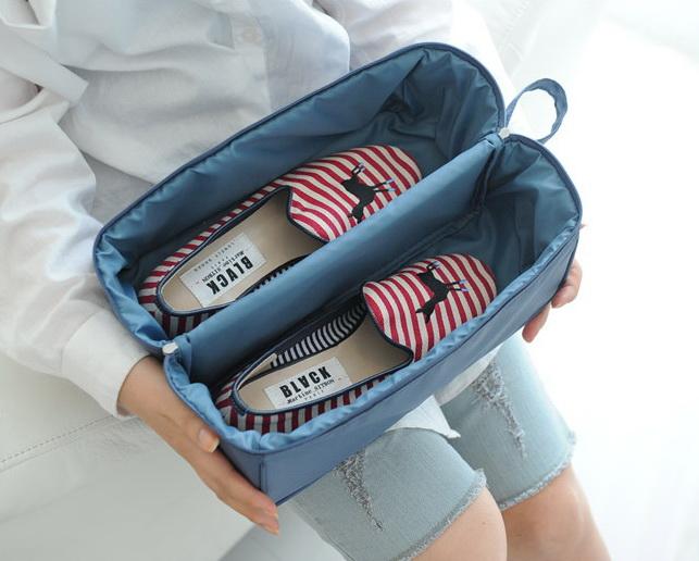T038 Partition Shoes Bag