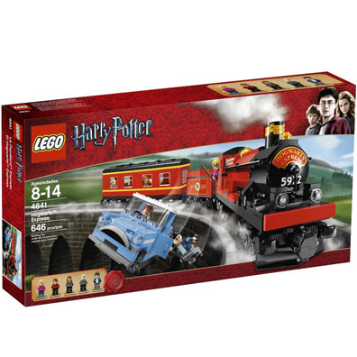 ชุดตัวต่อ LEGO Harry Potter Hogwarts Express 4841