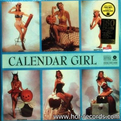 Julie London - Calendar Girl 1Lp N.