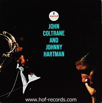 John Coltrane And Johnny Hartman 1lp