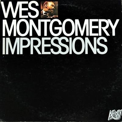 Wes Montgomery - Impressions 1Lp