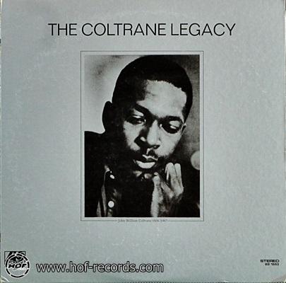John Coltrane - The Coltrane Legacy 1lp