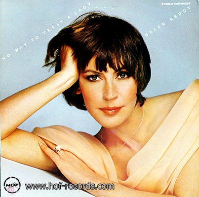 Helen Reddy - No Way To Treat A Lady 1975 1lp