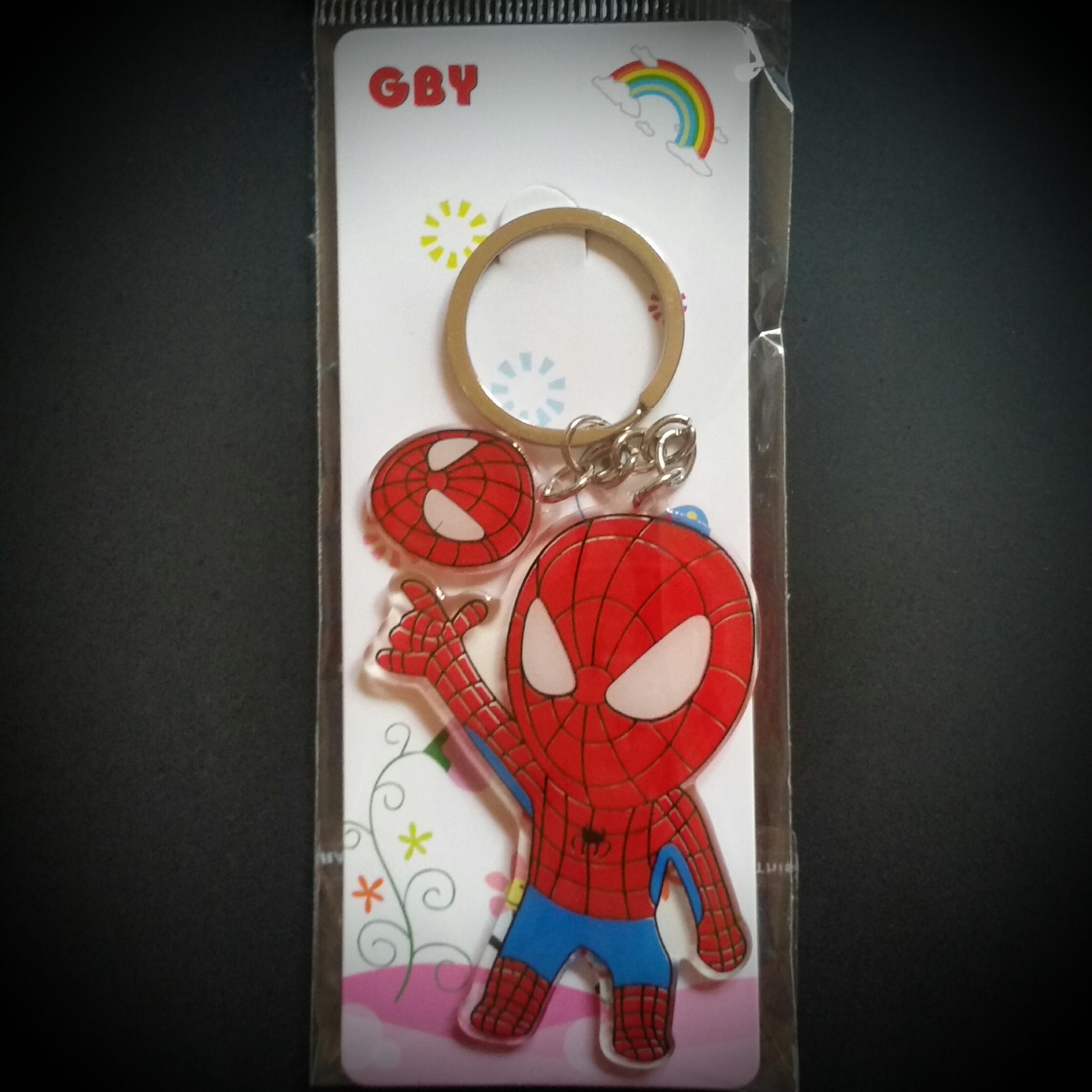 พวงกุญแจ Spiderman
