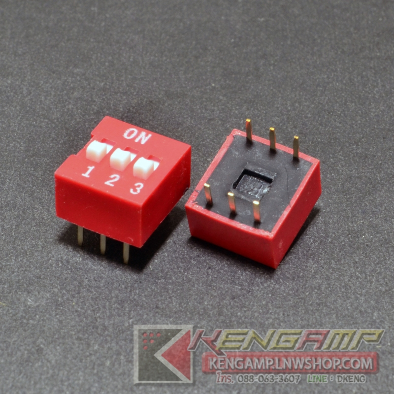 DIP SWITCH 3P