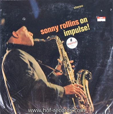 Sonny Rollins - Impulse 2lp