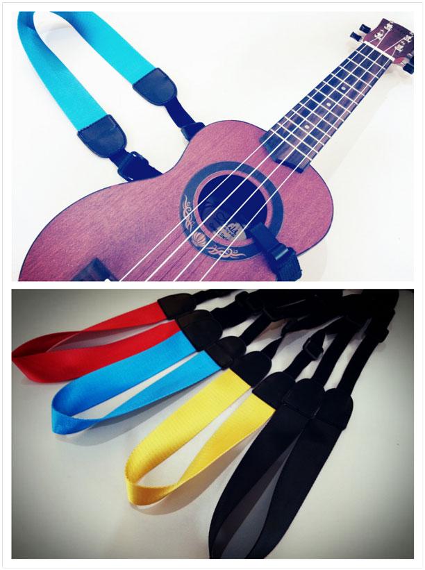 สายคล้องอูคูเลเล่ ukulele strap แบบพิเศษ