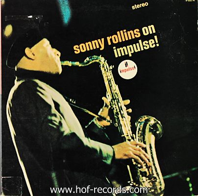 Sonny Rollins - Impulse 1lp