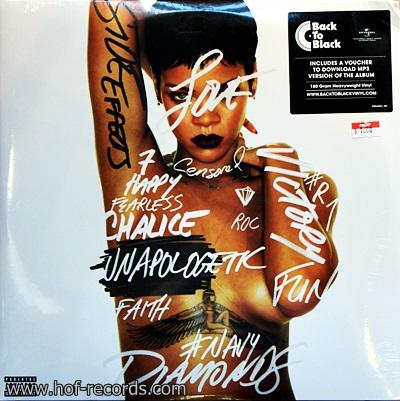 Rihanna - Unapologetk 2Lp N.
