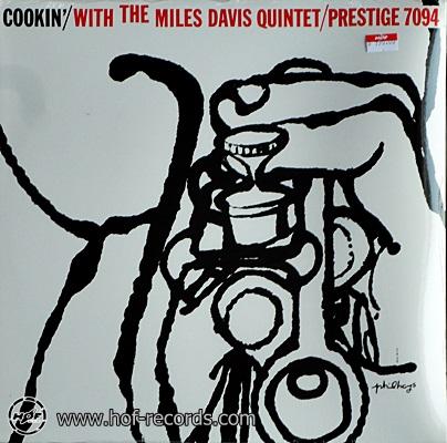 Miles Davis - Cookin 1lp NEW