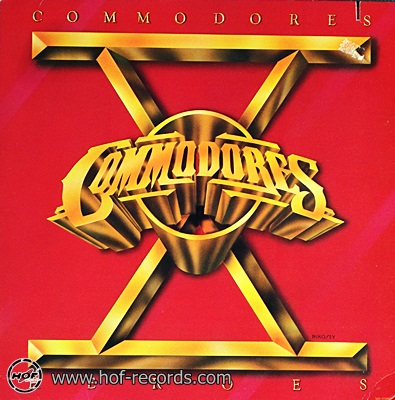 Commodores - Heroes 1980 1lp