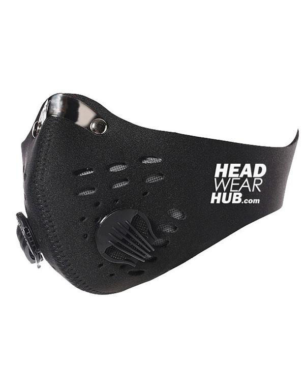 หน้ากากกันฝุ่น กรองอากาศ PM2.5 สีดำ