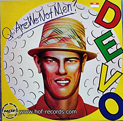 Devo - Q: Are we not men ? 1 LP