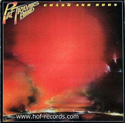 Pat Travers - Crash And Burn 1980