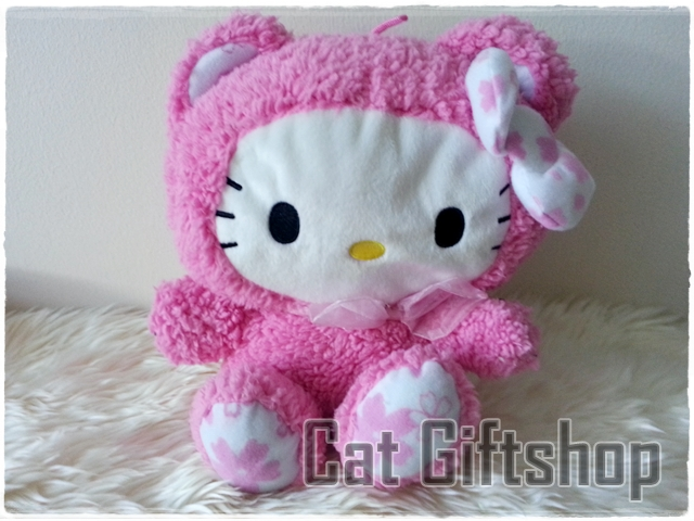 พร้อมส่ง :: ตุ๊กตา Hello Kitty Pink