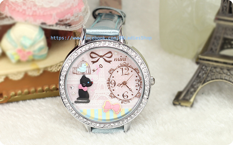 Pre-order: Paris Cats Mini watch
