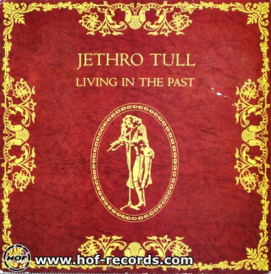 Jethro Tull - Living In The Past 1972 2lp