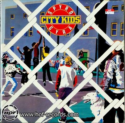 Spyro Gyra - City Kids 1 LP
