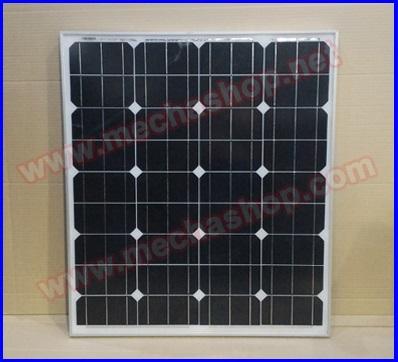 แผงโซล่าเซลล์ พลังงานแสงอาทิตย์ Schutten Solar Cell Monocrystalline silicon solar panel Module 80W (มาตราฐานยุโรป IEC TUV)