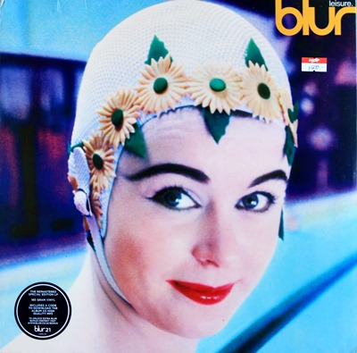 Blur - Leisure 1Lp N.