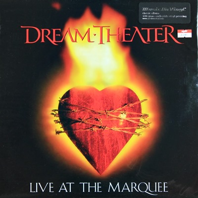 Dream Theater - Live At The Marquee 1Lp N.