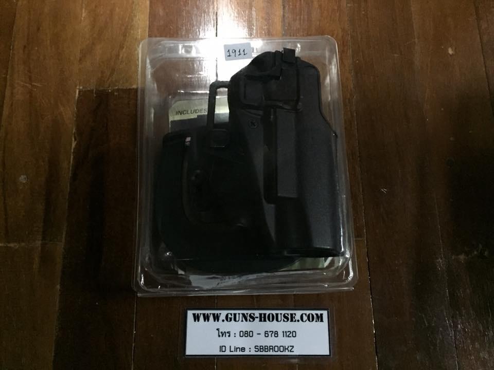 ซองปืนโพลิเมอร์1911 BlackHawk