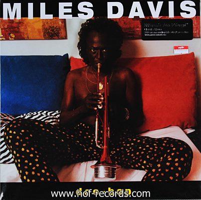 Miles Davis - Doo-Bop N. 1lp