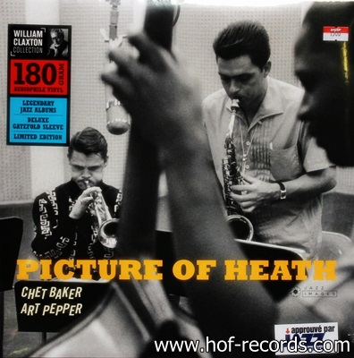 Chet Baker - Picture Of Heath 1Lp N.