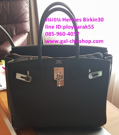 หมอนดันทรงกระเป๋า Hermes ฺBirkin