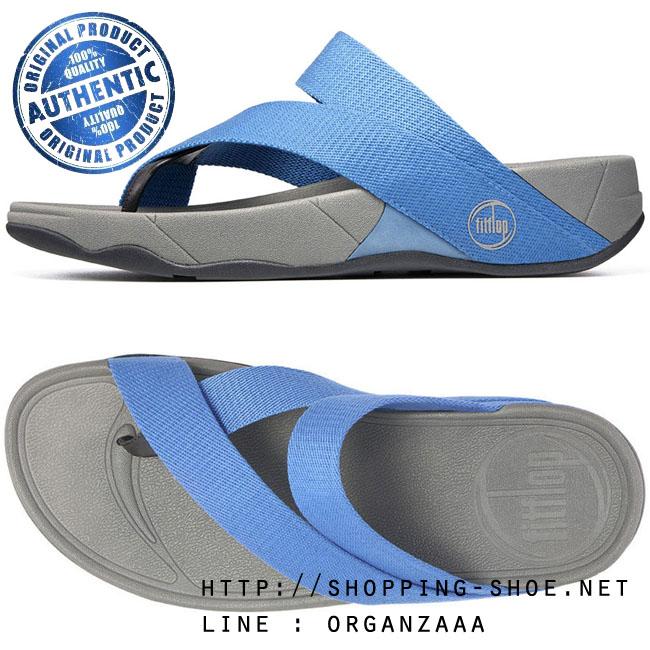 Fitflop Men's Sling Sport Blue Ray ของแท้ นำเข้าจาก USA และ UK