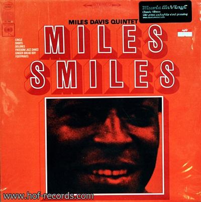 Miles Davis - Miles Smiles 1Lp N.